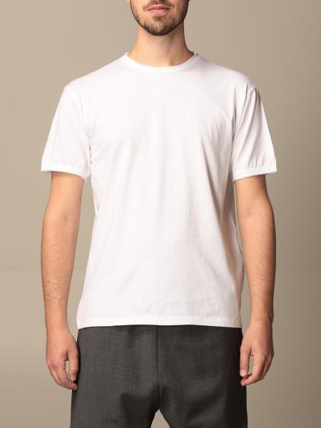 T-shirt N° 21 basic con logo