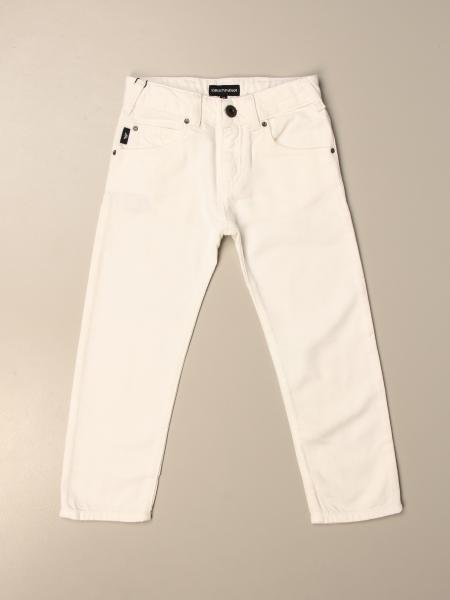 Pantalone Emporio Armani in cotone