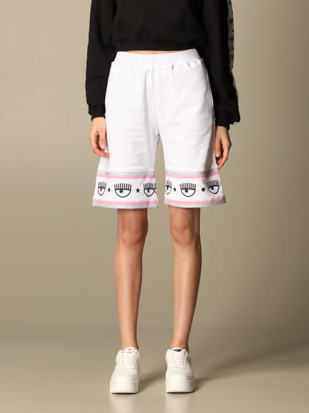 Chiara Ferragni women: Trousers women Chiara Ferragni