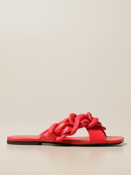 N° 21 femme: Chaussures compensées femme N° 21