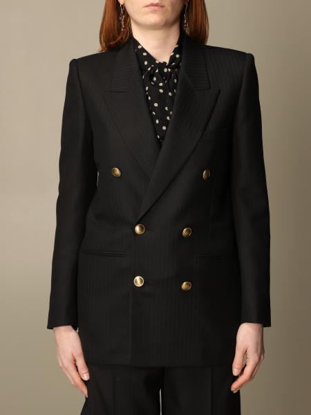 Saint Laurent women: Jacket women Saint Laurent