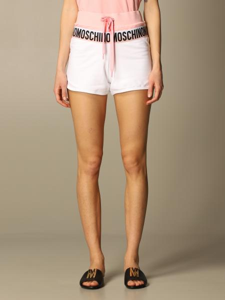 Pantaloncino jogging Moschino Underwear con logo