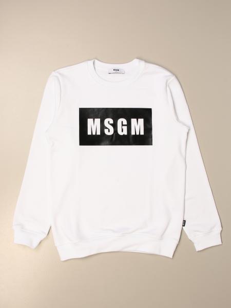 Msgm enfant: Pull enfant Msgm Kids