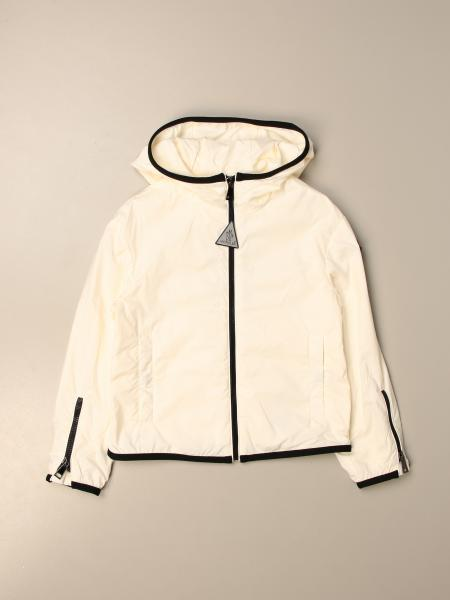 Moncler zip jacket with logo