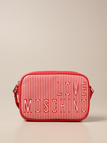 Сумка-тоут Женское Love Moschino