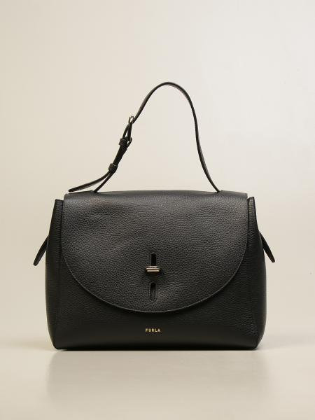 Furla: Furla bag in textured leather