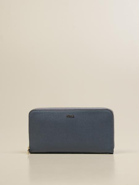 Furla: Furla Babylon XL continental wallet in saffiano leather
