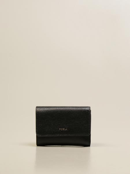Furla: Furla Babylon S wallet in saffiano leather