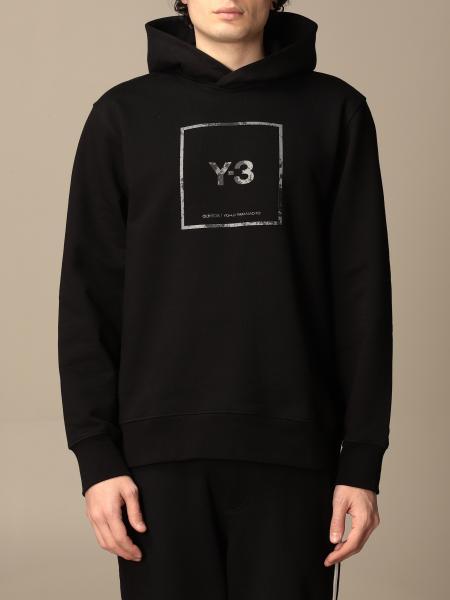 Y-3: Толстовка Мужское Y3 Yohji Yamamoto