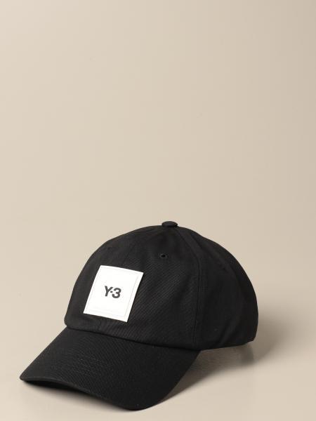Y-3: Головной убор Мужское Y3 Yohji Yamamoto