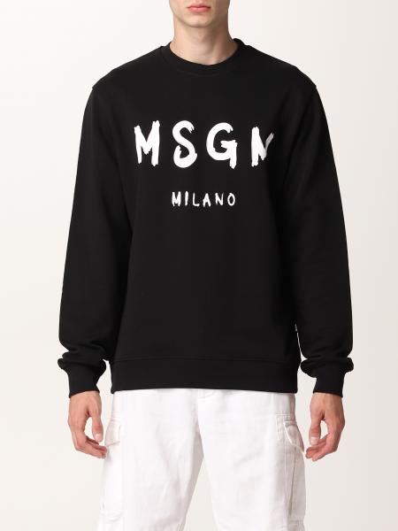 Msgm: Sweatshirt men Msgm
