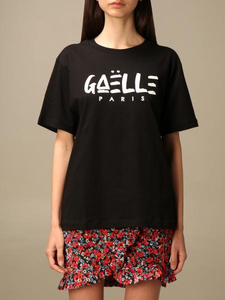 T-shirt GaËlle Paris con big logo
