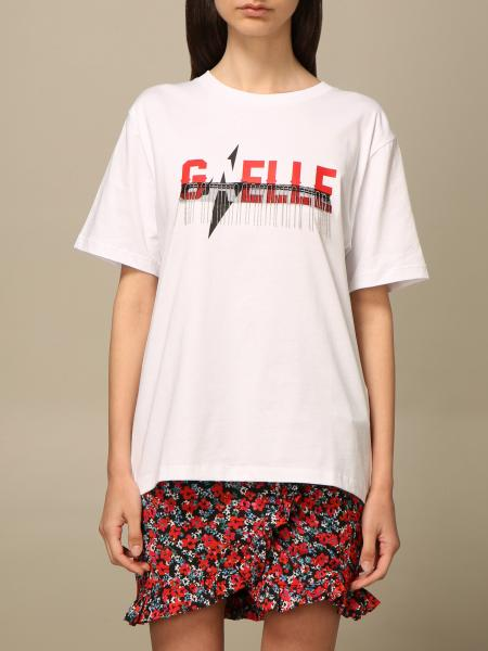 Gaëlle Paris t-shirt in cotton with logo