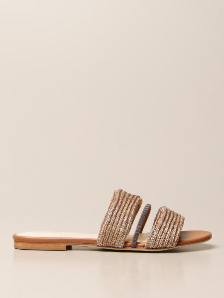 Flache sandalen damen Fabiana Filippi