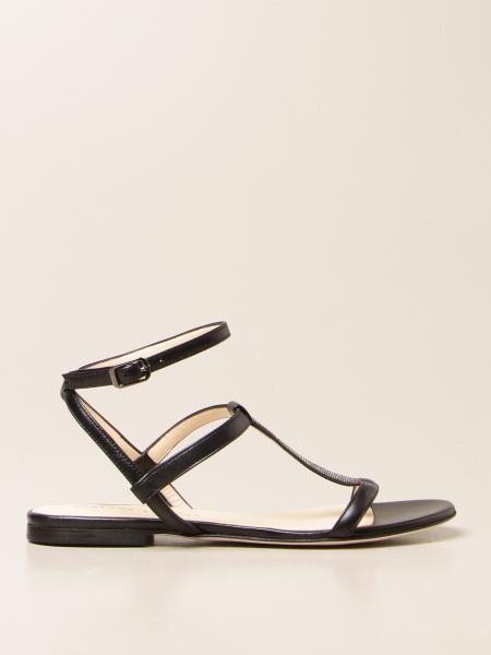 Босоножки на каблуке Женское Fabiana Filippi