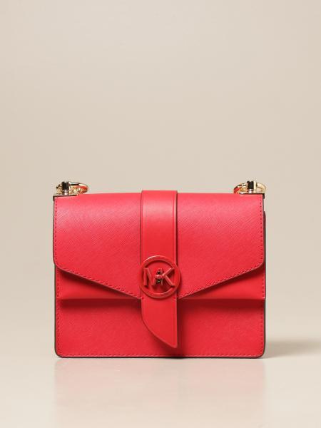 Michael Kors women: Greenwich Michael Michael Kors bag in saffiano leather