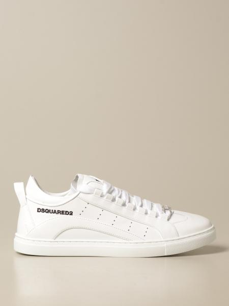 Dsquared2 sneakers in leather