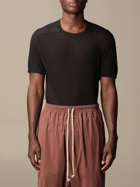 Rick Owens: Camiseta hombre Rick Owens