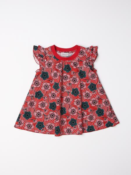 Moncler floral patterned dress