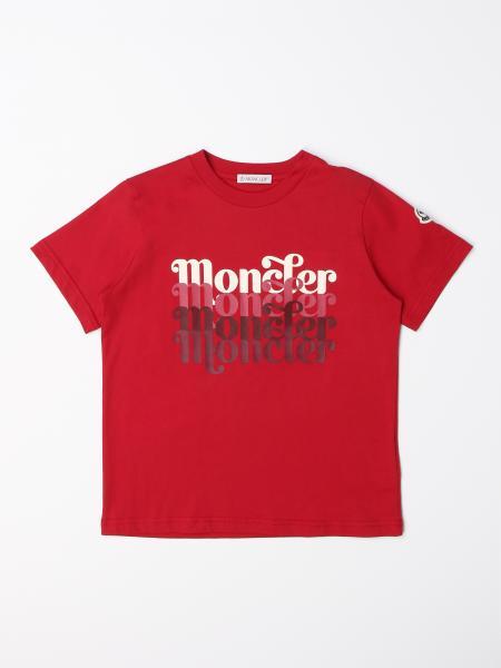 Футболка Детское Moncler