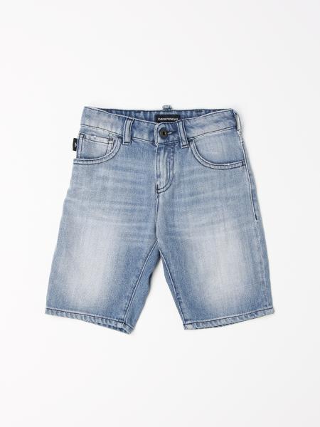 Emporio Armani: Shorts kids Emporio Armani