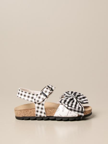 Monnalisa sandal with bow