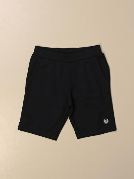 Emporio Armani jogging shorts with logo