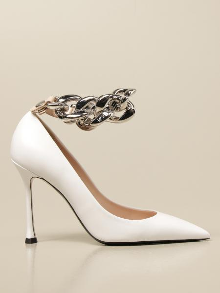 Босоножки на каблуке Женское N° 21