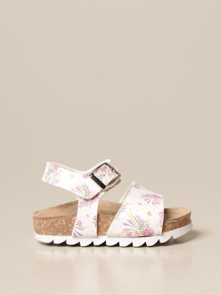 Sandalo Monnalisa con stampa