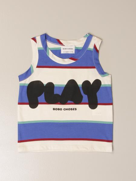 Bobo Choses niños: Camiseta marinera niños Bobo Choses