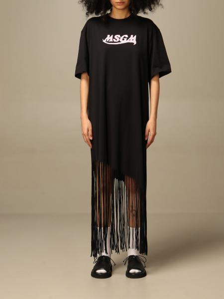 Msgm: Dress women Msgm