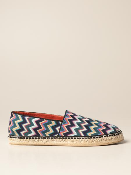 Shoes men Missoni