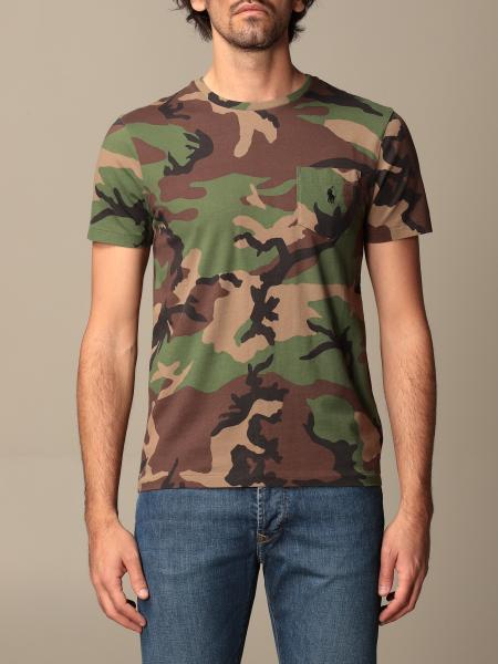 Polo Ralph Lauren: T-shirt homme Polo Ralph Lauren