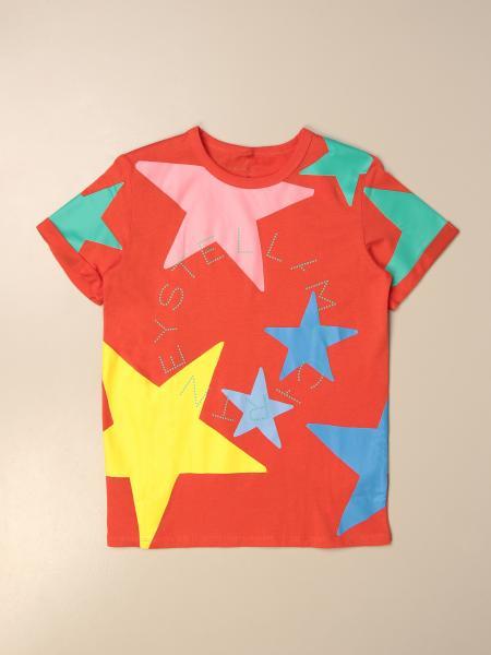 Stella McCartney t-shirt with big stars