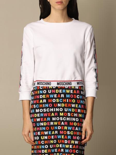 Moschino ЖЕНСКОЕ: Толстовка Женское Moschino Underwear