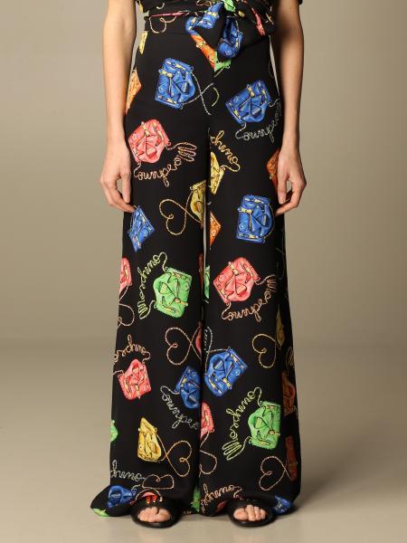 Hose damen Moschino Couture