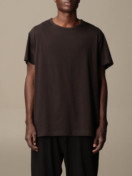 Yohji Yamamoto: T-shirt homme Y3 Yohji Yamamoto