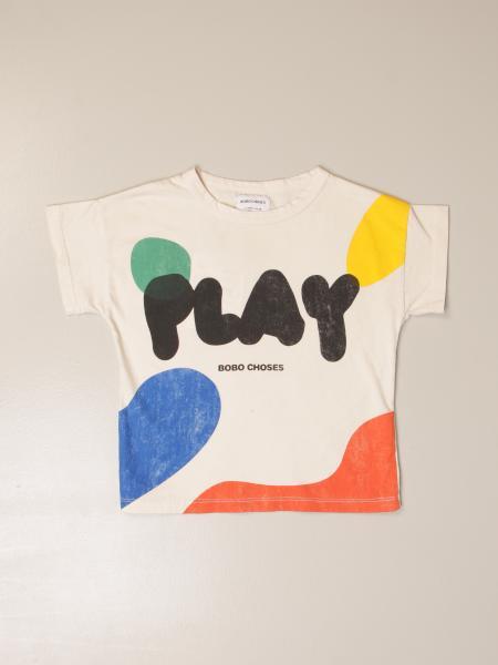 Bobo Choses: T-shirt Bobo Choses in cotone con stampa