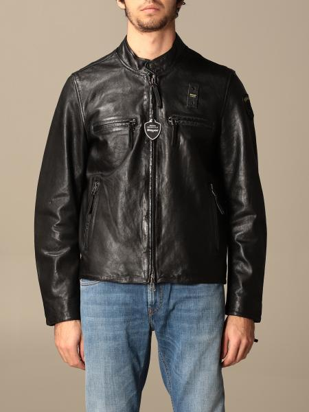 Blauer: Coat men Blauer
