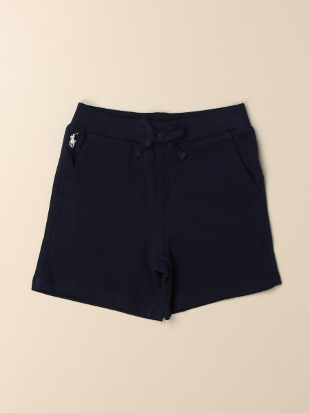 Polo Ralph Lauren Infant cotton jogging shorts