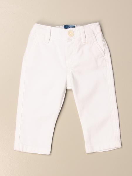 Pantalone classic Fay con logo