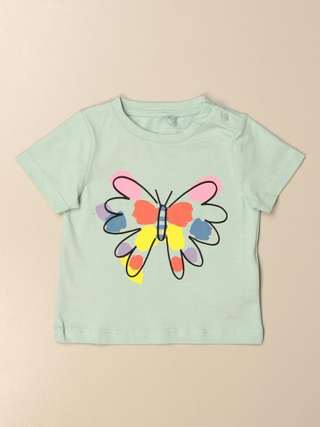 Stella McCartney T-shirt with butterfly print
