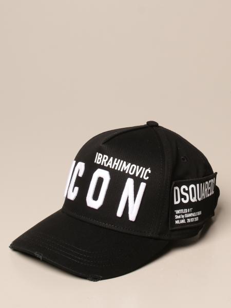 Cappello da baseball Icon lbrahimovic x Dsquared2