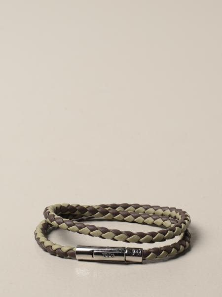 Tod's bracelet in woven leather