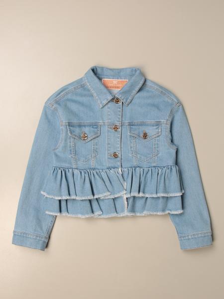 Elisabetta Franchi: Jacket kids Elisabetta Franchi