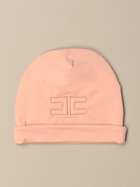 Elisabetta Franchi hat with logo