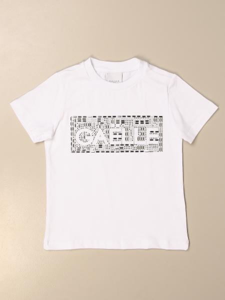 Gaëlle Paris t-shirt in cotton with big logo