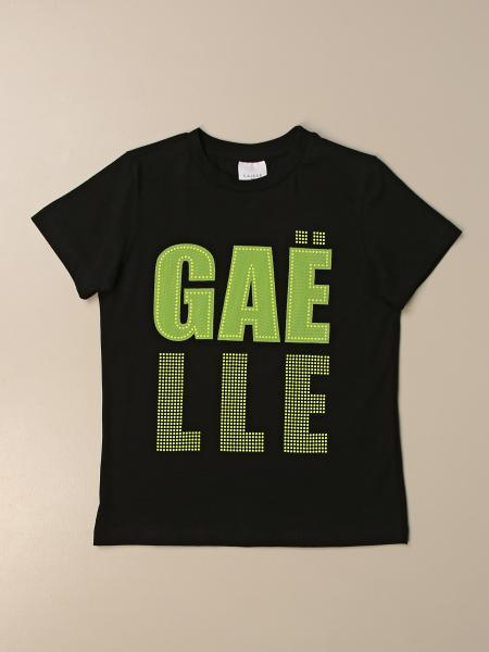 Gaëlle Paris T-shirt with big logo