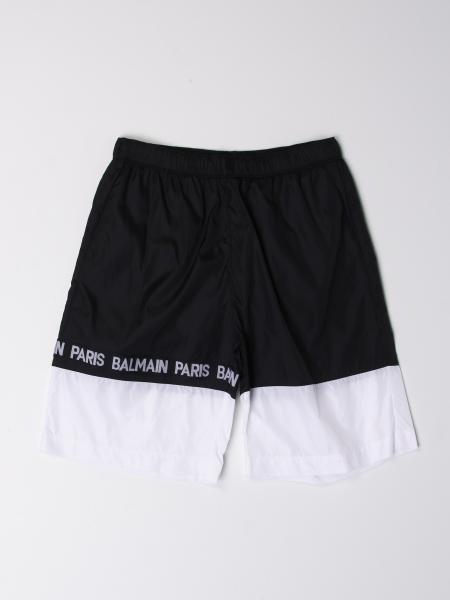 Balmain niños: Pantalón corto niños Balmain