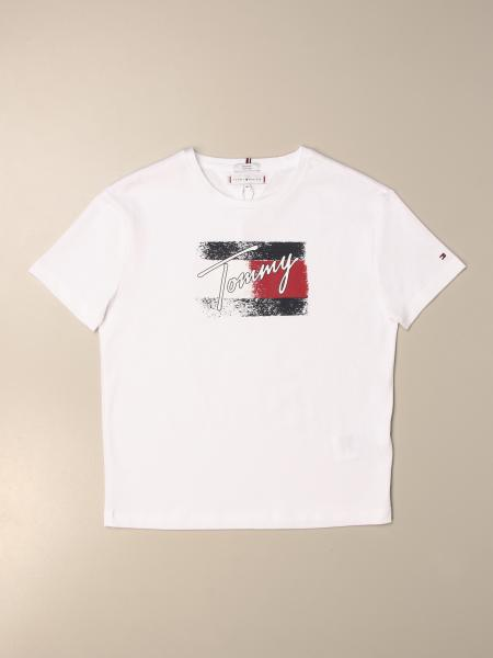 T-shirt Tommy Hilfiger con logo